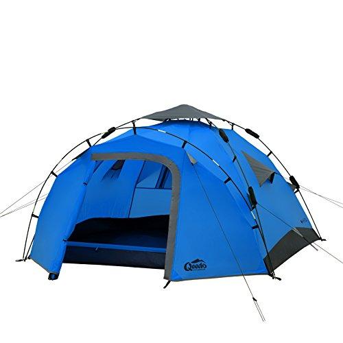 Qeedo Quick Pine 3 Tent 3...