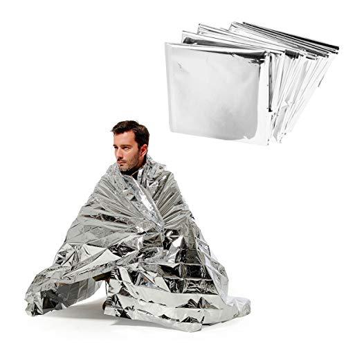 ANGTUO Lot de 5 couvertures de...