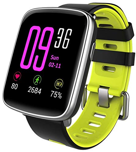 Une montre intelligente et volontaire avec...