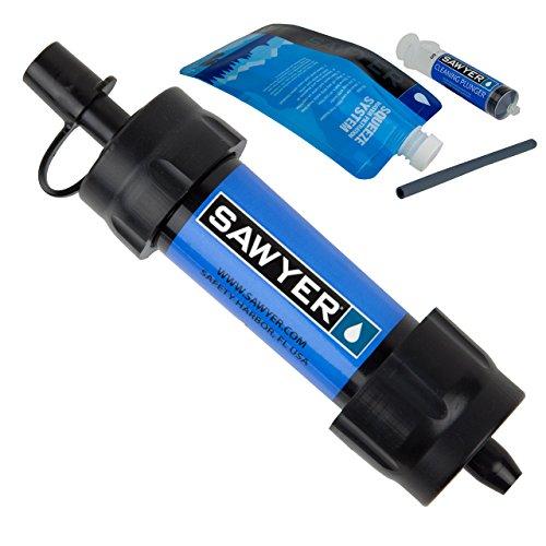 Le mini-système de filtrage de Sawyer Products...
