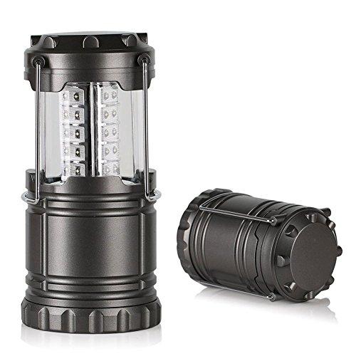 KYG 2 x Lanterne de camping pliable,...