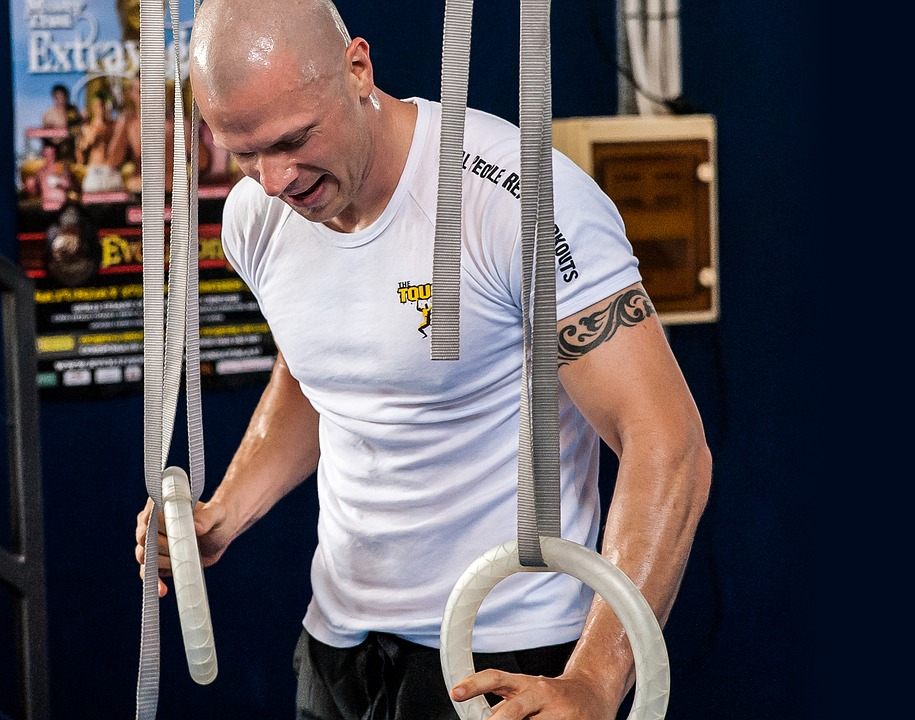 Les 5 meilleurs anneaux de gymnastique pour un entraînement complet