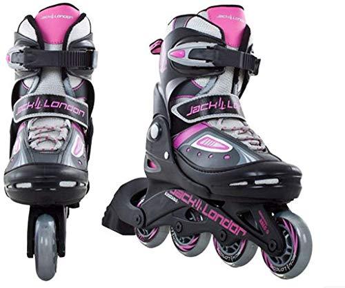 Ligne de patins JOLUVI 233283 Pink L