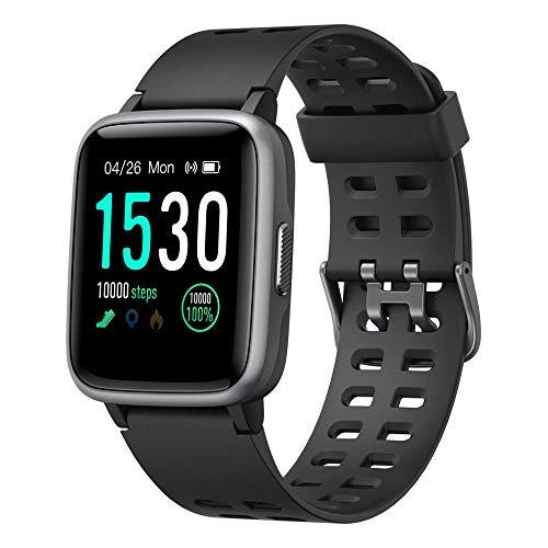 YAMAY Smartwatch, horloge étanche...