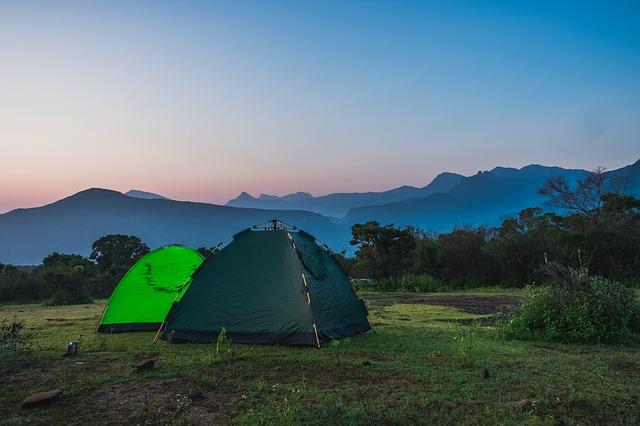 Top 7 des tentes à montage automatique et étanches
