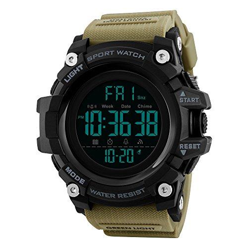 FeiWen Simple Large Men's Watches...