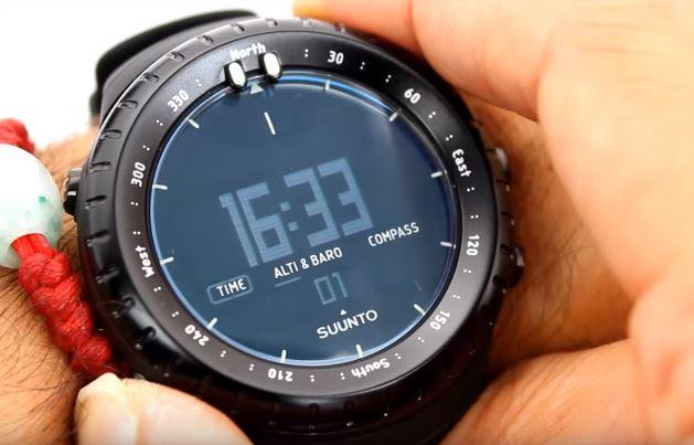 Top 5 des montres tactiques ou de survie pour les aventuriers