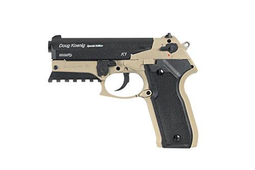 Doug Koenig Co2 Gamo K1 gun 4.5 mm