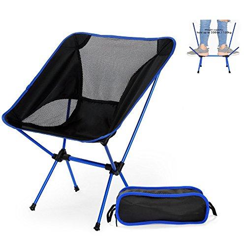 Chaise pliante Nacatin Camping...