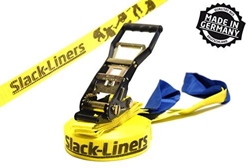 Slack-liners - Slackline tape...