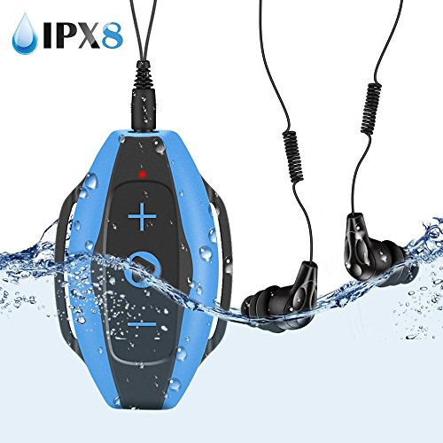 Mp3 de natation aquatique 8GB, AGPTEK S05...