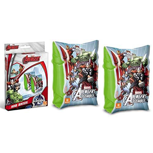 Les bracelets à manches gonflables Avengers...