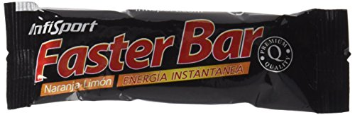 Infisport Faster Bar, Orange Flavor and...
