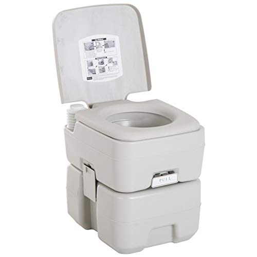 kleankin Toilette chimique portable...