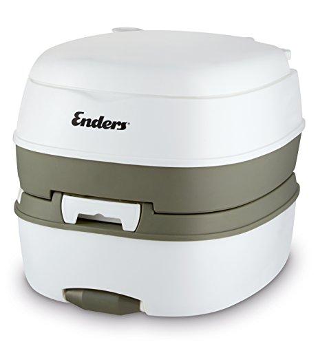 Toilettes de camping de luxe Enders, blanc