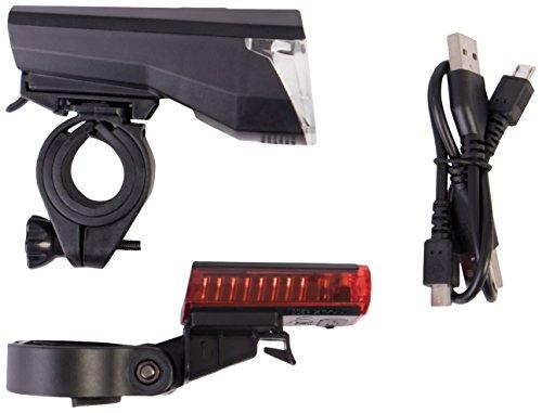 Éclairage de bicyclette à LED Gregster,...