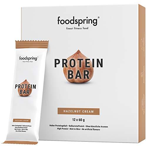 Barres protéinées de source alimentaire, saveur...