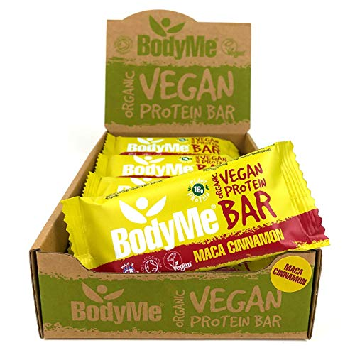 Barres protéinées BodyMe Vegan...