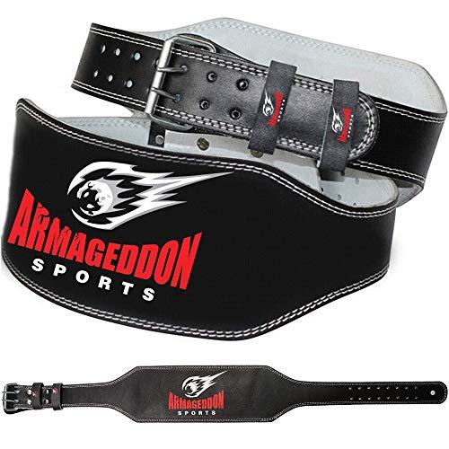 ARMAGEDDON SPORTS Bodybuilding Belt...