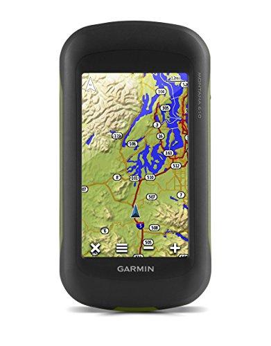 Garmin Montana 610 - GPS portable de...