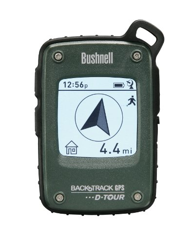 Bushnell Backtrack D-Tour - GPS, Vert