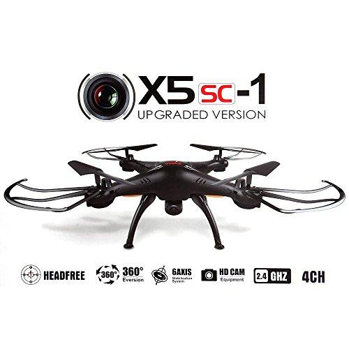 Syma X5SC-1 - Drone quadricoptère avec...