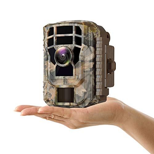 Mini-caméra de chasse Campark 1080P HD...