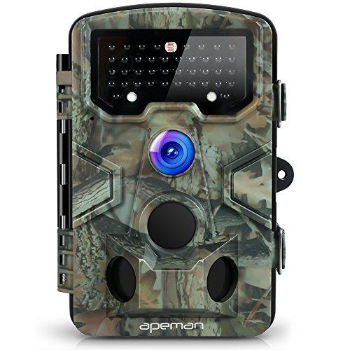 Caméra de chasse Apeman 12MP et 1080P HD...