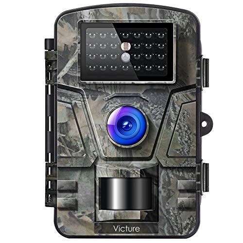 Caméra de surveillance pour la chasse aux victimes 12MP...