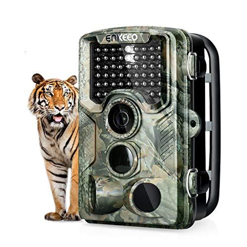 Caméra de surveillance de la chasse ENKEEO 16MP,...