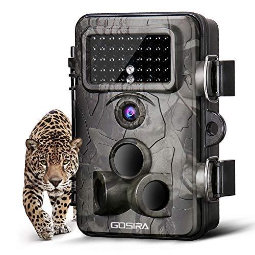 Caméra de chasse Gosira 1080P 12MP HD...