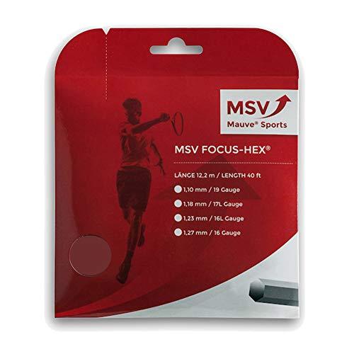 MSV Focus Hex 12m Tennis String White...