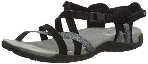 Merrell - sandales en cuir pour femmes,...