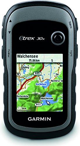 Garmin eTrex 30x - GPS de poche avec...