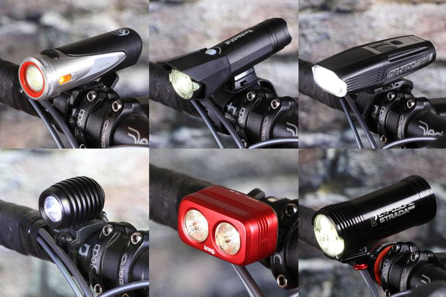 Top 5 des feux de vélo