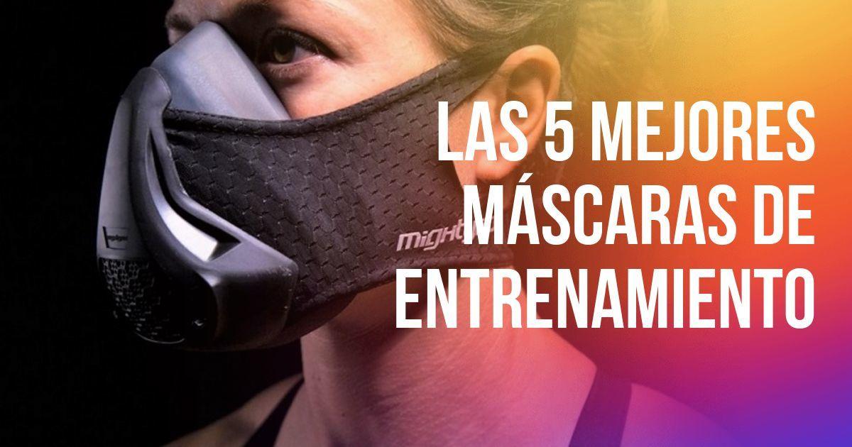 Top 5 des masques d'entraînement qui vous feront respirer