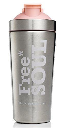 Bouteille en acier inoxydable sans BPA de...