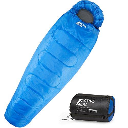 Le sac de couchage professionnel de l'ère active...