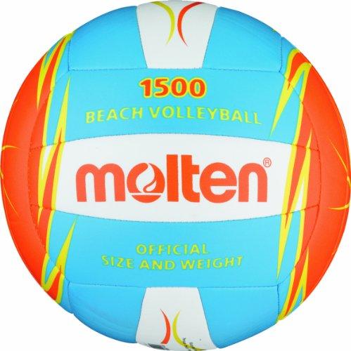 Volley-ball de plage MOLTEN V5B1500-CO,...