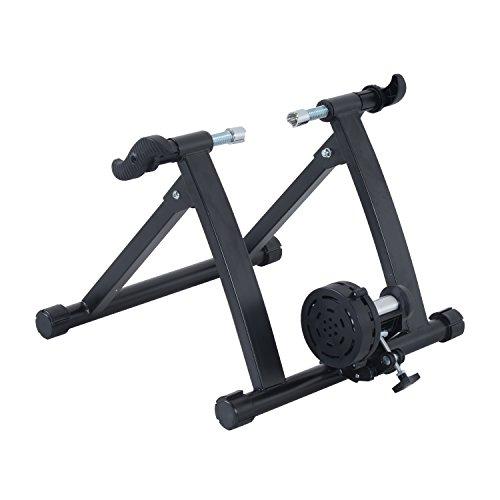 HOMCOM Rouleau magnétique de cyclisme...