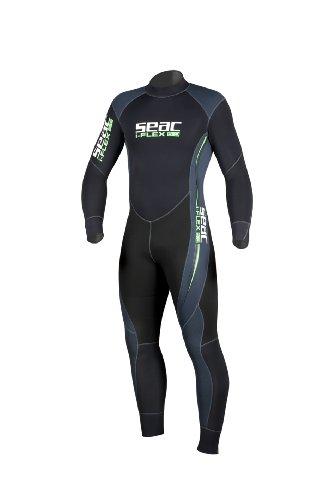 Combinaison de plongée Seac I-Flex, Homme, Noir,...