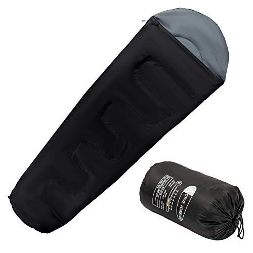 Activer le sac de couchage de la momie pour toujours 3-4...