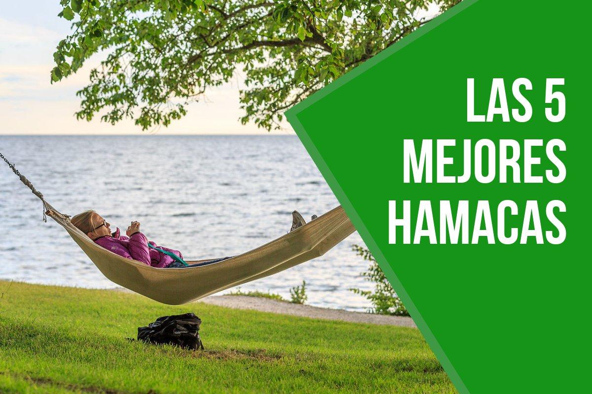 Les 5 meilleurs hamacs pour se reposer à la maison comme dans une station balnéaire
