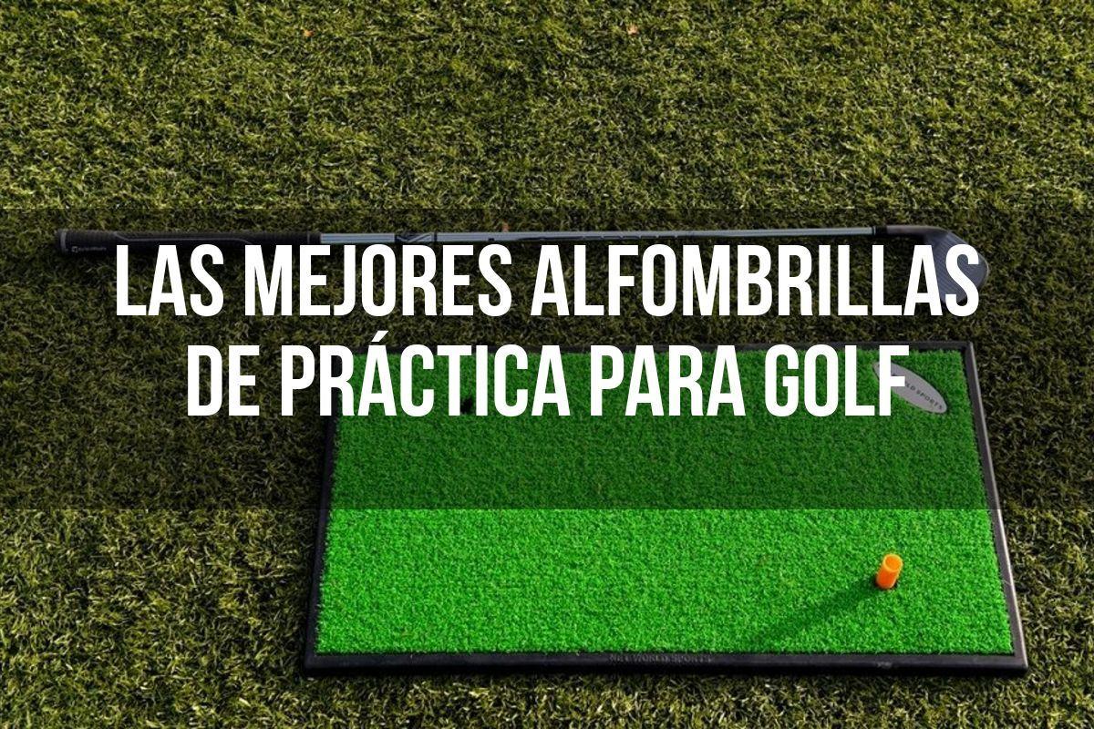 Top 5 des tapis d'entraînement de golf qui amélioreront votre swing