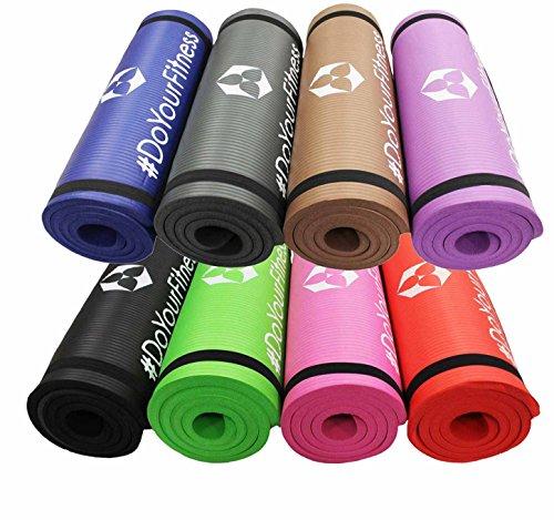 #DoYourFitness Fitness Mat...