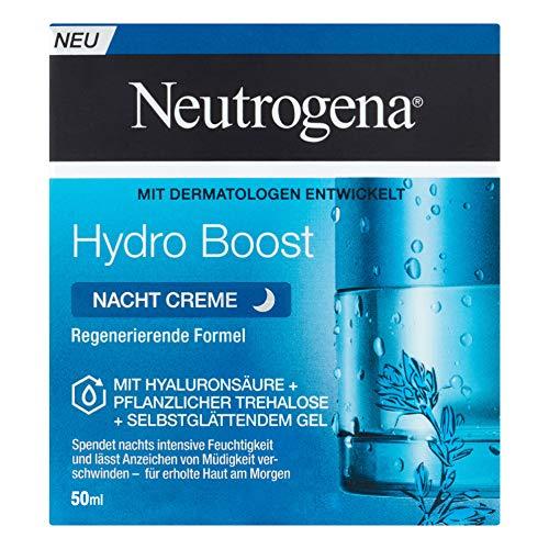 Crème de nuit Neutrogena Hydro Boost -...