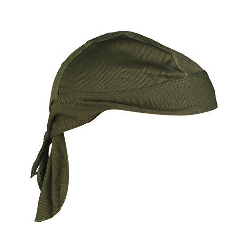 Foulard à tête de chapeau de pirate...