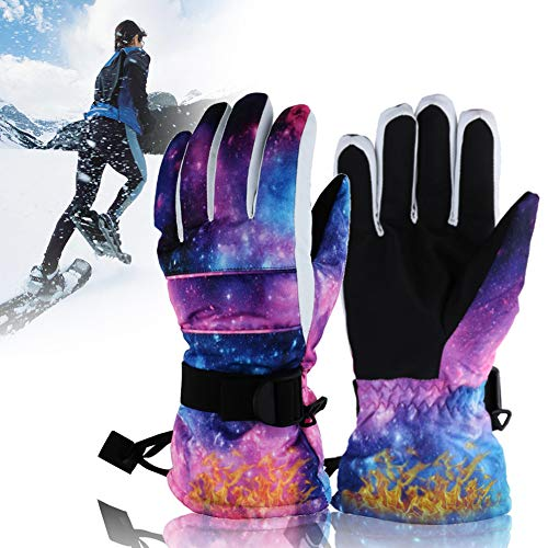 Gants de ski PINPOXE, Gants pour...