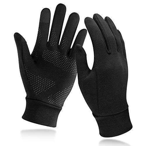 Des gants Unigear sur un écran tactile...