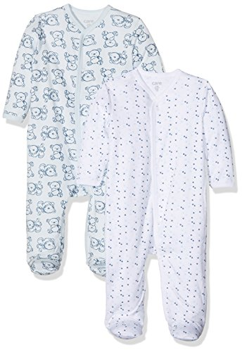 Pyjama Care Baby Boy, paquet de 2...
